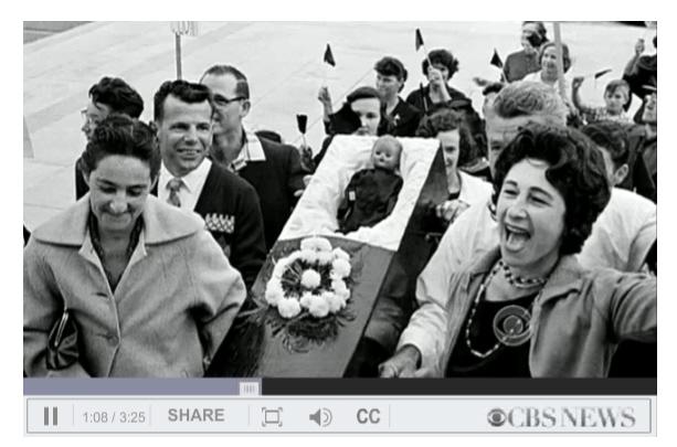 Ruby Bridges Protest Photos Brian Carnell Com