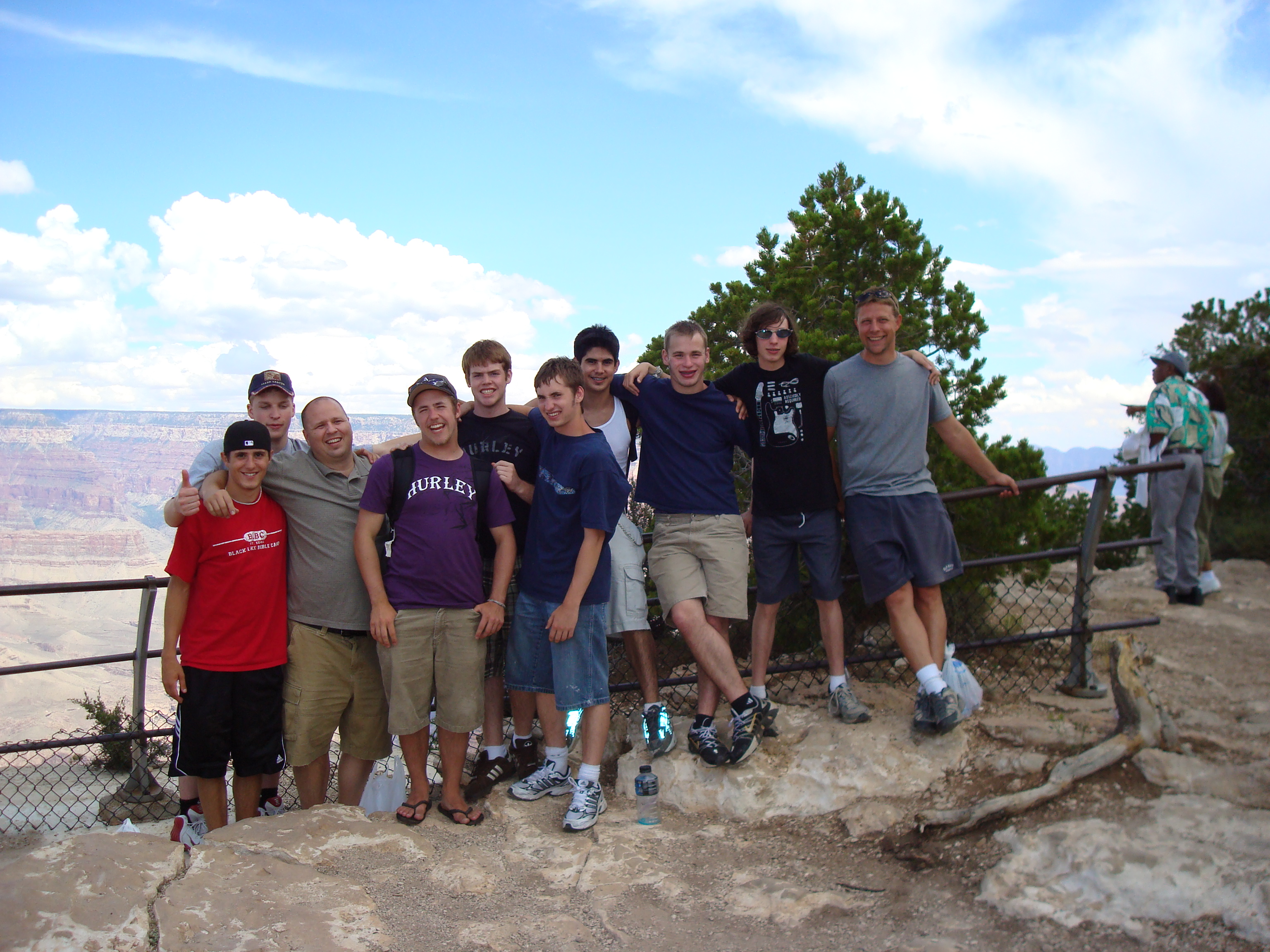 The Boys and the Canyon