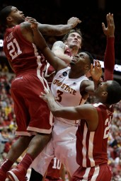 Men's basketball: Cyclones get payback with home win over Oklahoma