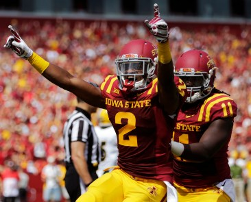 Football: Iowa State loses season opener to North Dakota State