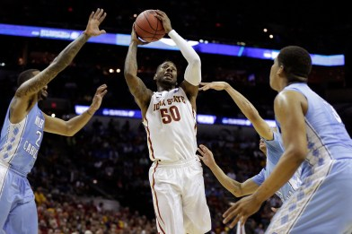 NCAA Tournament: Iowa State vs. UNC