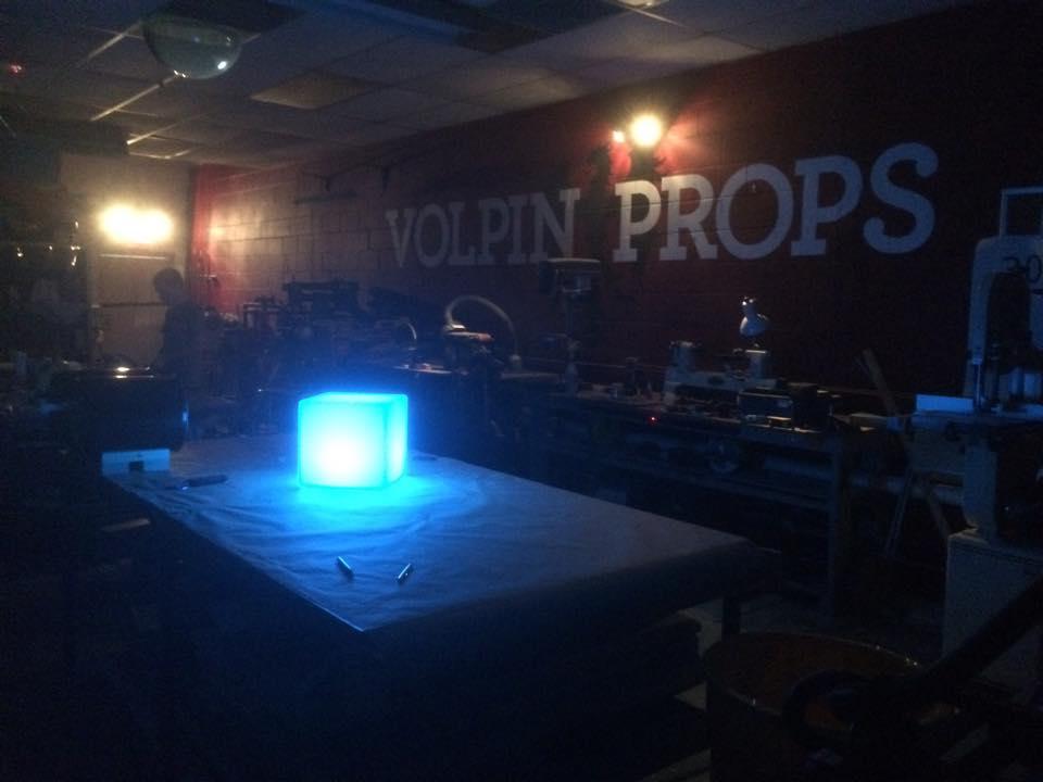 Inspiration Spotlight: Volpin Props