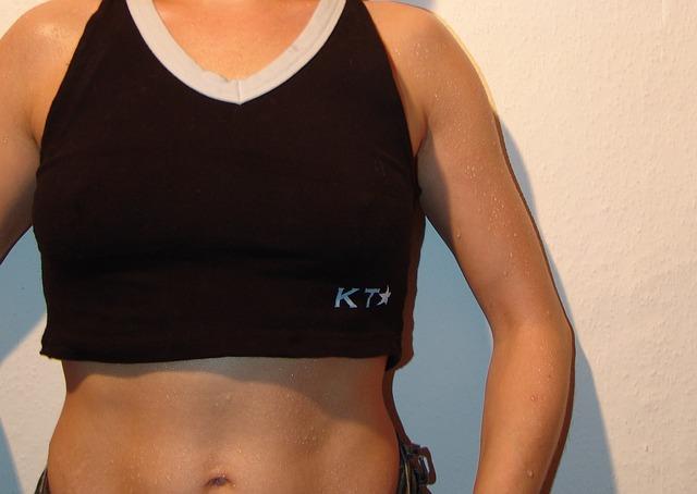Woman Body Fitness Exercise - Image: Public Domain, Pixabay
