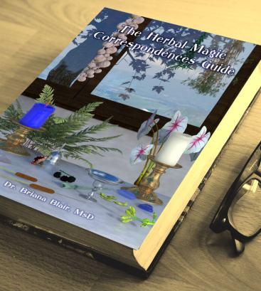 25 Common Kitchen Herbs for Magic Ebook | BrianaDragon Creations