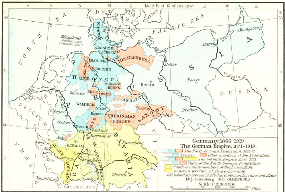 Four Prussian Diseases (ca. 1880) (1/6)