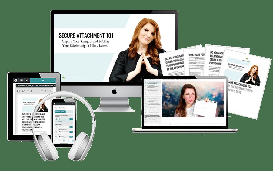 secure attachment 101 course