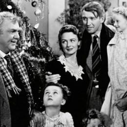 1946 Films. It's A Wonderful Life, 1946 Beholds Spirit Film