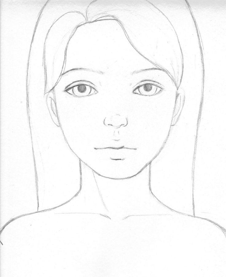 Basic Face Drawing