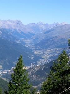 Croix de Toulouze, vallée de la guisane