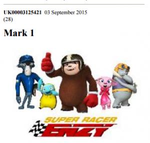 Kia Super Racer Enzy