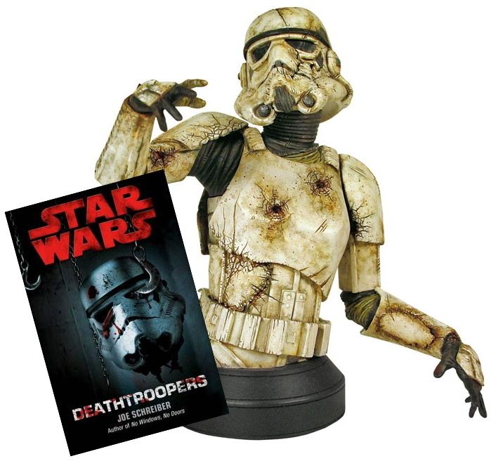 Star Wars Death Trooper Trademark