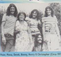 Band O'Gypsys
