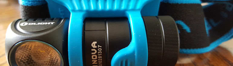 Olight H1 Nova LED Headlamp Review
