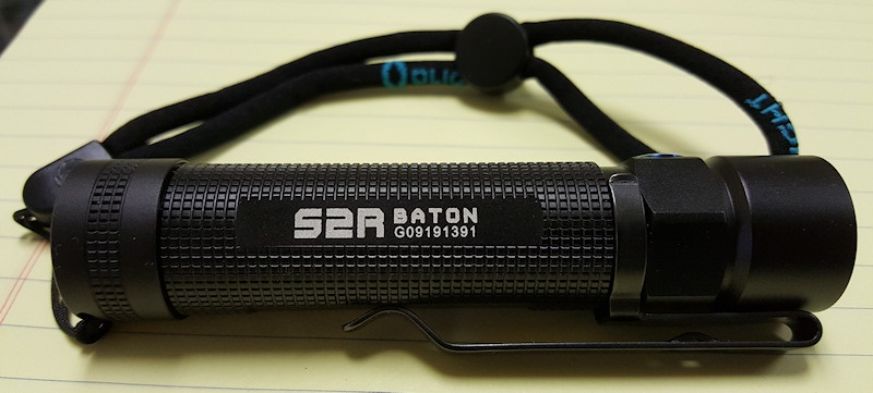 Olight S2R Baton Flashlight