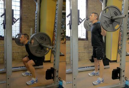 Do Squats For Overall Strength