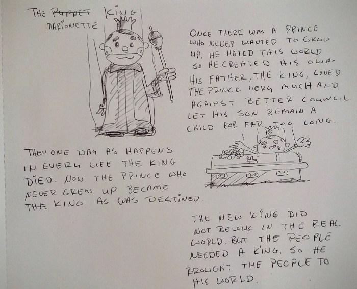 The Marionette King - Short Story