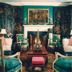 Peacock Inspired Living Room Beautiful Rooms Images Tony Duquette | Brian Edward Millett