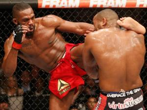 Jon Jones hooked up his gambling supporters as a favorite in the -200 range.