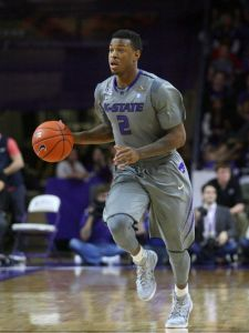 K-St.'s Marcus Foster scored 15 points in this past Saturday's loss at Texas.