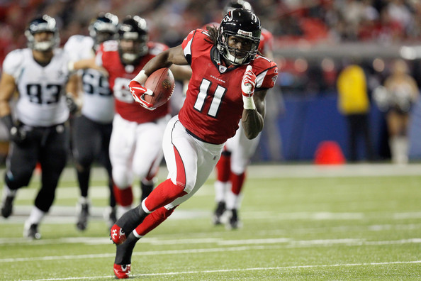 The Atlanta Falcons are No. 14 in Brian's Preseason NFL Power Rankings.