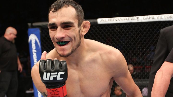 Tony Ferguson is out of next weekend's main event in Tampa due to an injury.