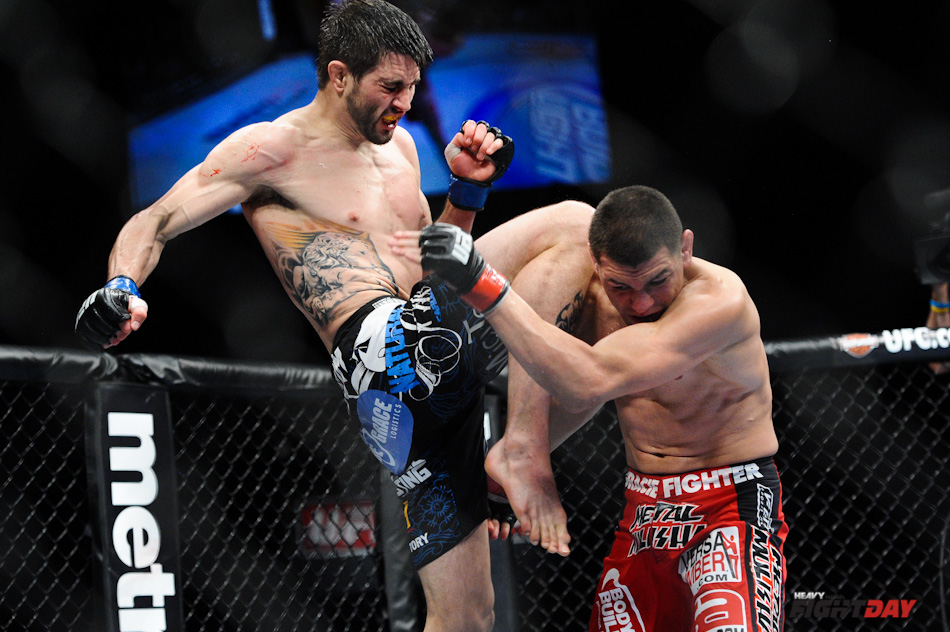 Carlos Condit will take on Demian Maia in a crucial welterweight scrap at UFC 202.
