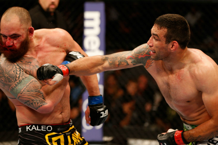 Fabricio Werdum coasted to a unanimous-decision win over Travis Browne as a +200 underdog at UFC on FOX 11.