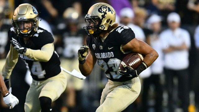 Phillip Lindsay rushed for 219 yards and three TDs to lead Colorado to a blowout home win over Arizona St.