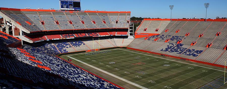 The Swamp will be empty on Saturday after the SEC announced on Thursday that LSU's game at Florida has been postponed due to Hurricane Matthew.