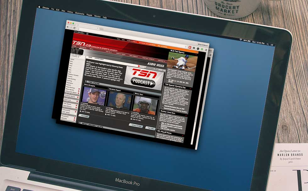 TSN Audio Video Hub