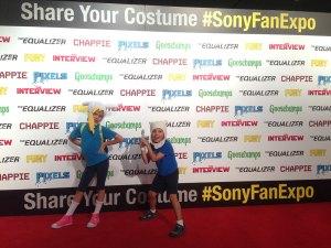 Kaylin and Maks - Fan Expo