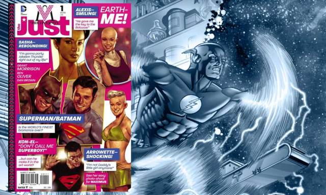 Multiversity - The Just