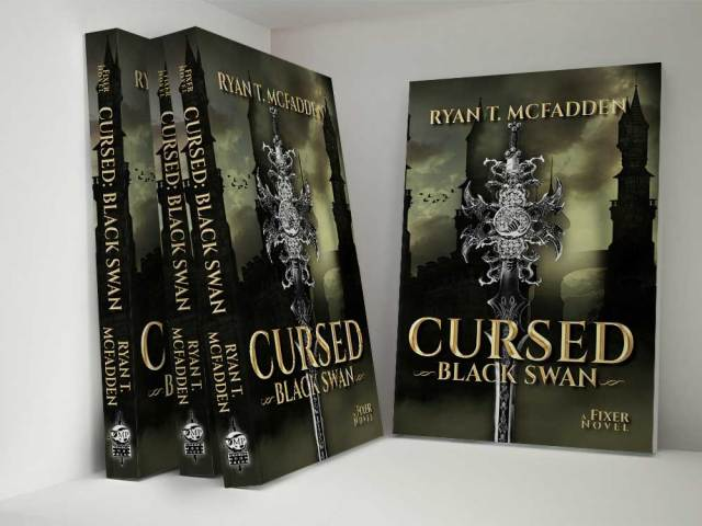 Cursed: Black Swan - A Fixer Novel