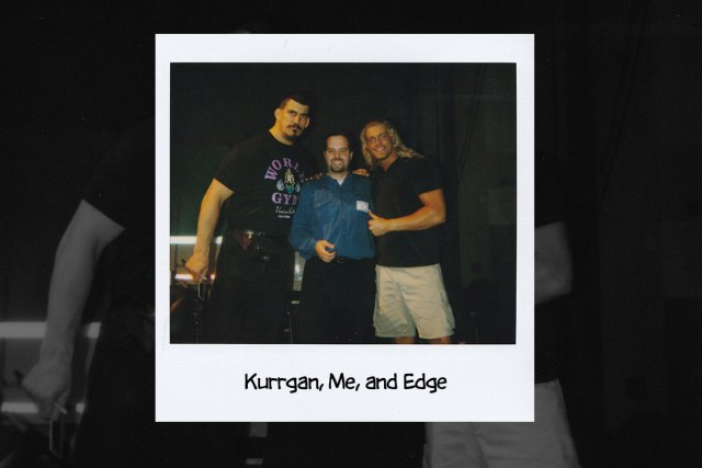 Kurrgan, Brian, Edge