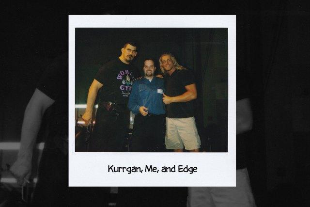 Kurrgan, Brian, Edge