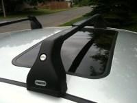 Mazda 3 OEM roof racks transferability between years ...