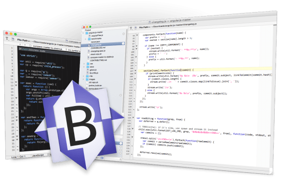 BBEdit and IDL