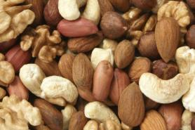 Nuts protein almonds cashews glycemic index | Brian Gryn