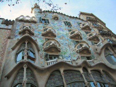 Antoni Gaudi\'s Casa Batllo