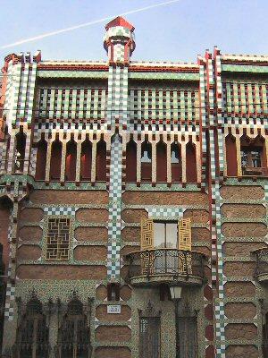 Antoni Gaudi\'s Casa Vicens