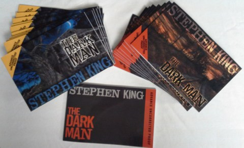 The Dark Man Stephen King