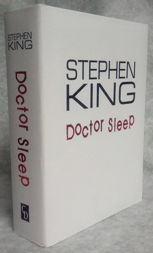 Doctor Sleep Limited Edition Traycase