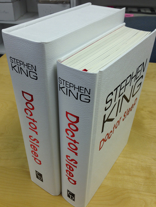 Doctor Sleep by Stephen King Signed Limited Edition