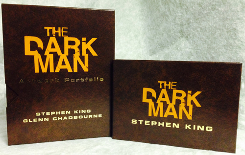 The Dark Man Artwork Portfolio