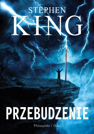 Revival by Stephen King Polish cover artwork