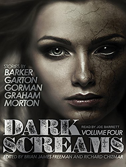 Dark Screams: Volume 4 Audiobook (large)