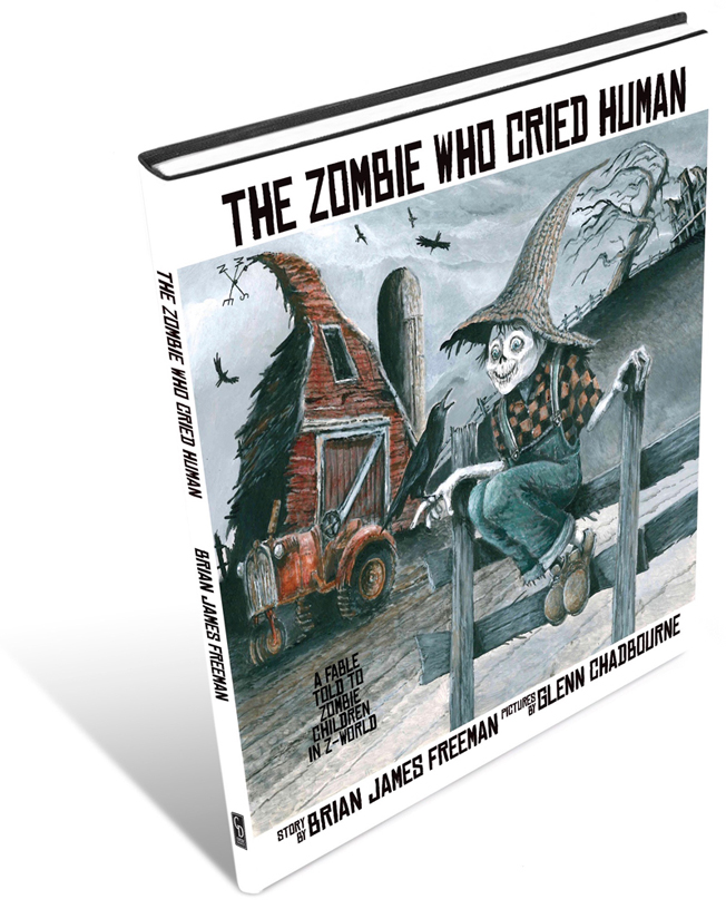 Trade Hardcover Edition Mock-Up