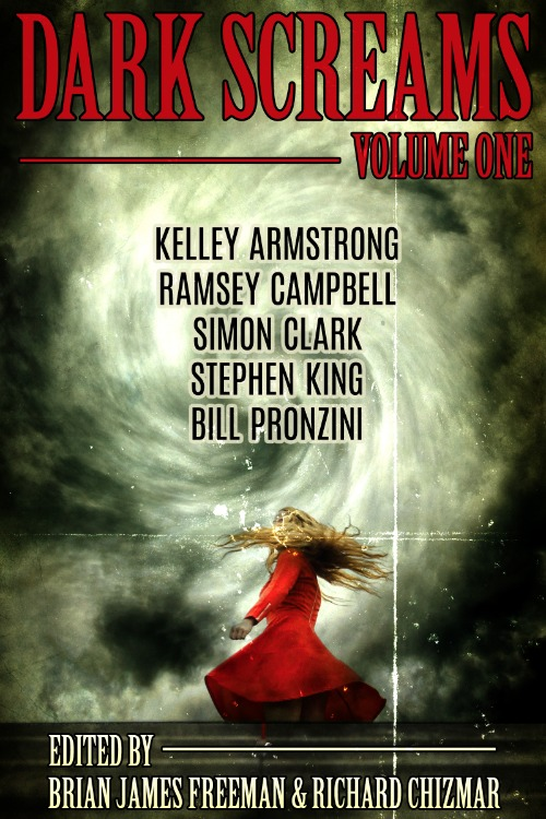 Dark Screams Volume One eBook