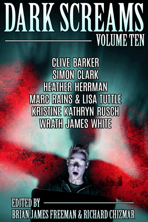 Dark Screams Volume Ten eBook