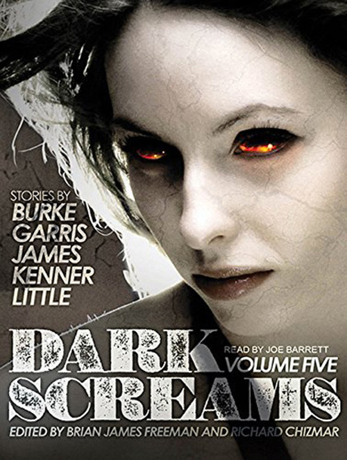 Dark Screams Volume Five Audiobook